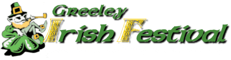 Greeley Irish Festival Logo
